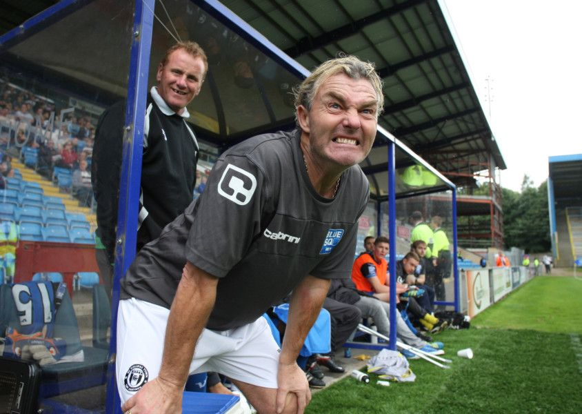 Kit man Helliwell sad to leave The Shaymen   Halifax Courier