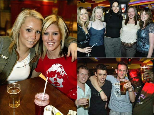 29 photos that will take you right back to a night out in Halifax in 2005