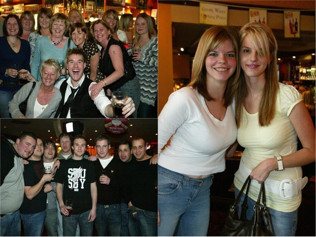 41 photos that will take you back to a night out in Halifax in 2006
