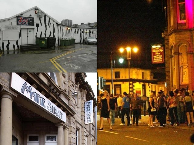 Halifax nightclubs and bars from over the years - how many do you remember?