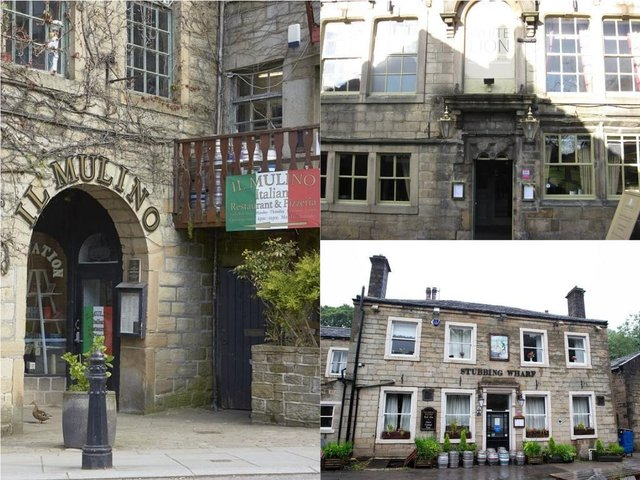 22 of the Hebden Bridge and Todmorden restaurants offering 50% Eat Out To Help Out Discount