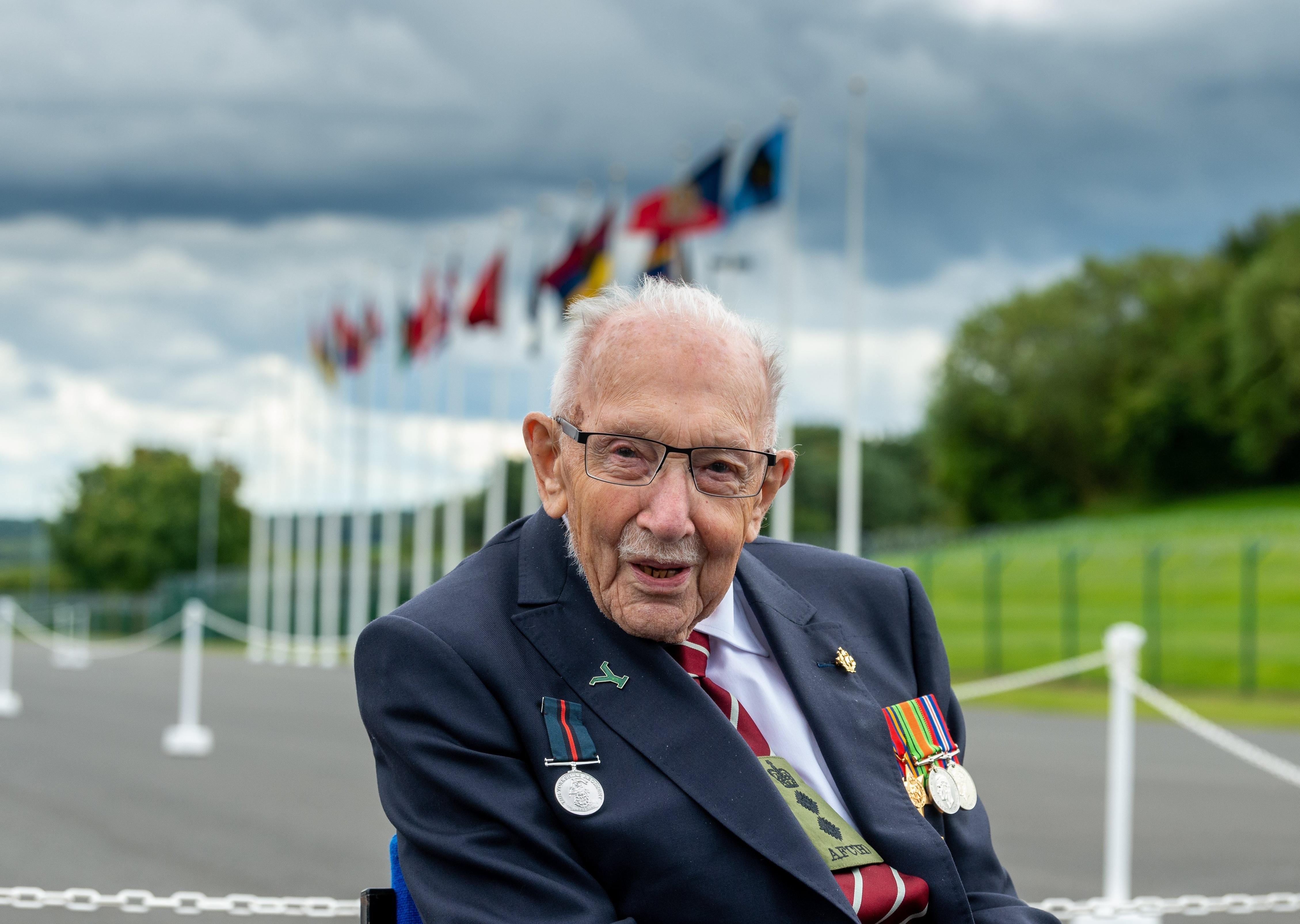 TV documentary to tell the life and times of Captain Sir Tom Moore