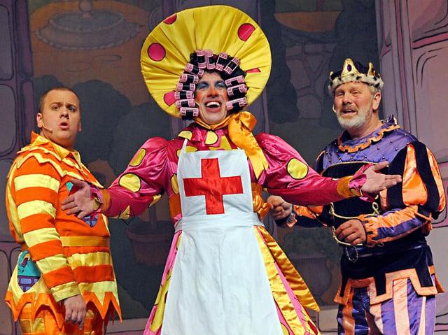 Halifax's Victoria Theatre postpones pantomime