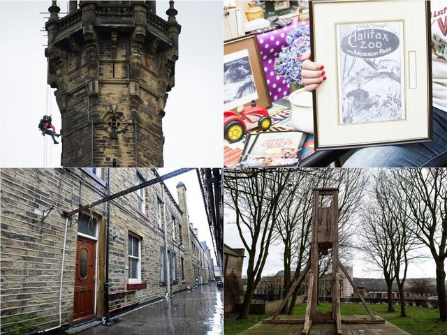 14 'strange but true' facts from Halifax and other Calderdale towns