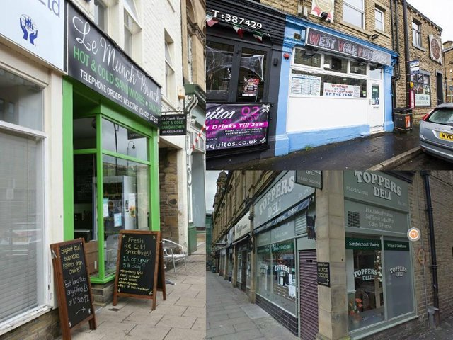 31 of the Halifax takeaways with a five-star food hygiene rating