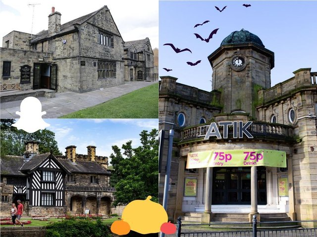 Most haunted places in Calderdale