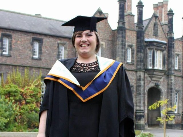 Beth Smith, 31, of Savile Park,