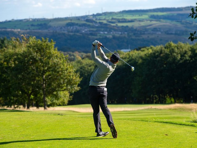 Homes could be built on a Calderdale golf course