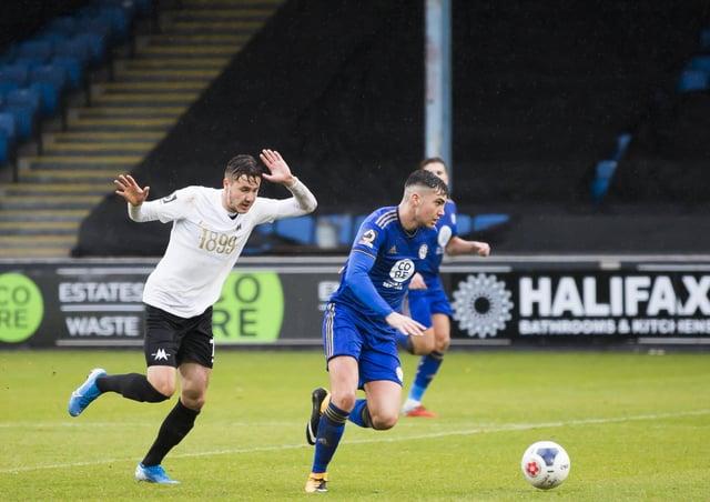 Josh Macdonald could make a Shay return with Hartlepool on Saturday