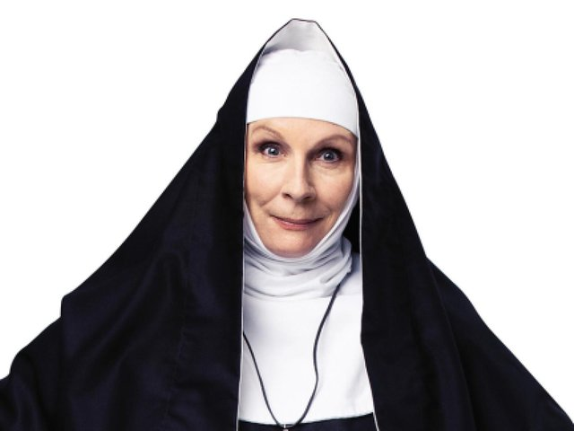 Jennifer Saunders will play Mother Superior in Sister Act