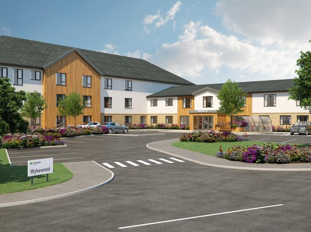 Around 150 jobs are being created in Wyke this April due to the opening of Wykewood,