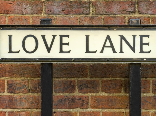 8 of the most romantic street names in Calderdale
