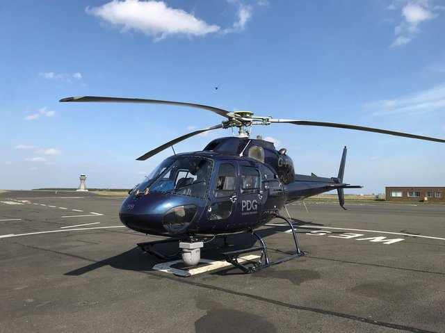 Thermal imaging and a helicopter will be used by Northern Powergrid
