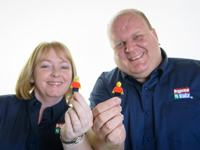 Mark and Debbie Pullen.