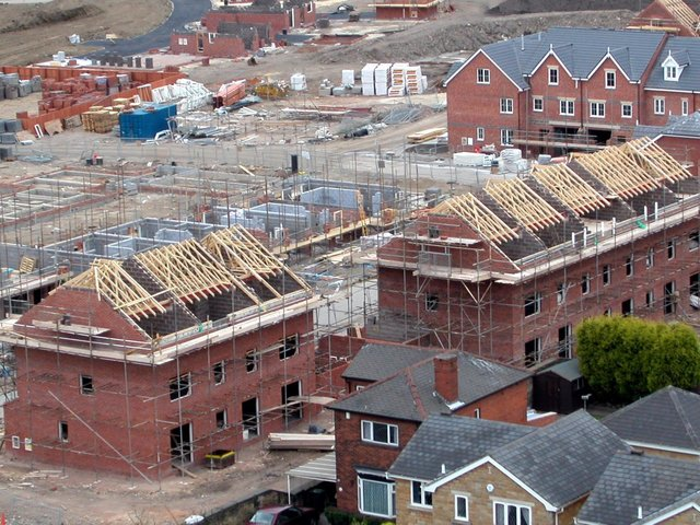 Calderdale Council has fallen behind its new homes target