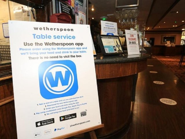 Wetherspoons to reopen 400 pubs on April 12 - including these five in Calderdale