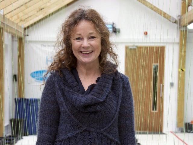 Aine Douglas, Calderdale Food Network's Coordinator,