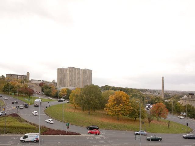 Burdock Way area of Halifax