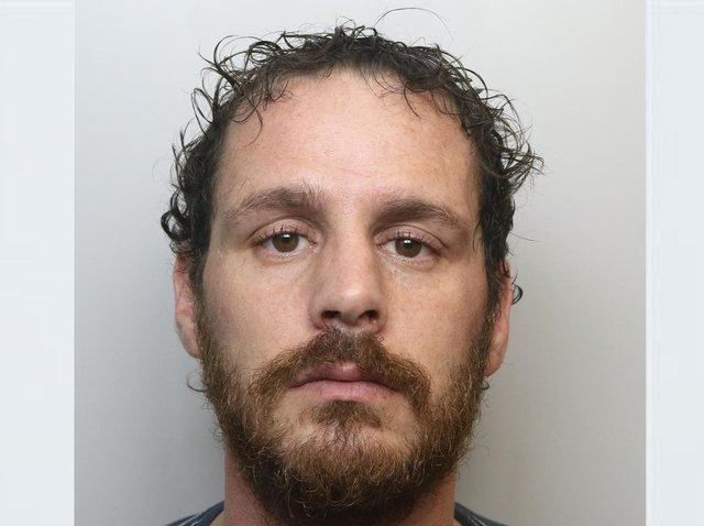Sean McConnell, 35 from Halifax