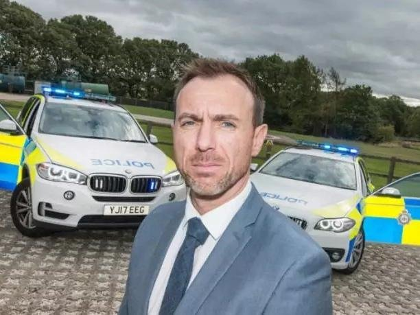 Detective Superintendent Carl Galvin leads Programme Precision