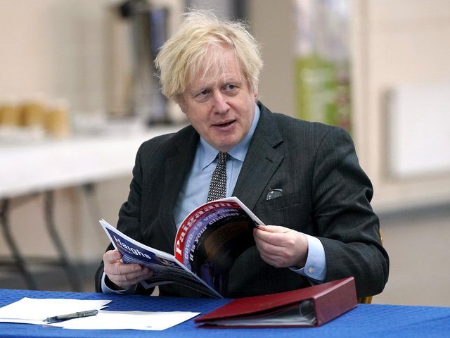 Prime Minister Boris Johnson (Getty Images)