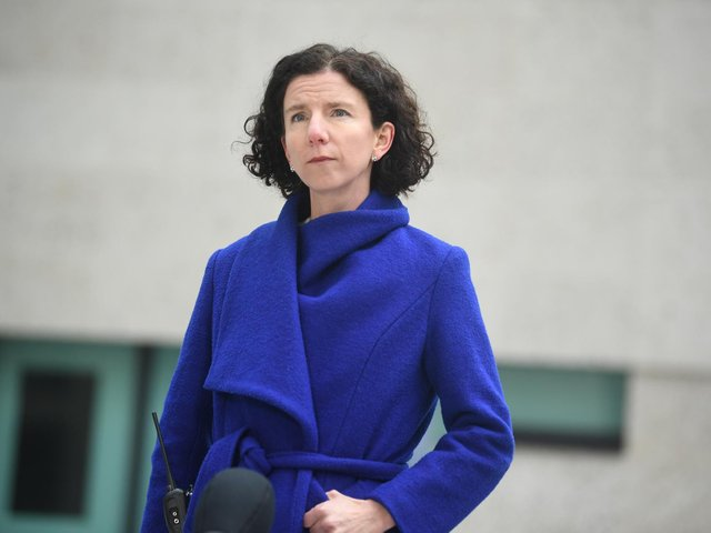 Shadow Chancellor Anneliese Dodds. Photo: PA