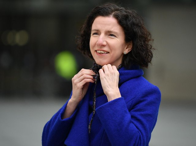 Labour's Anneliese Dodds (Getty Images)