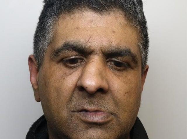 Iftiqar Ali, 52, had been a licensed taxi driver since 2017.