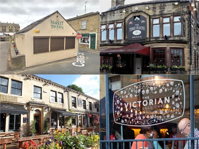 The Calderdale pubs featured in the 2021 Good Beer Guide as CAMRA celebrates its 50th anniversary