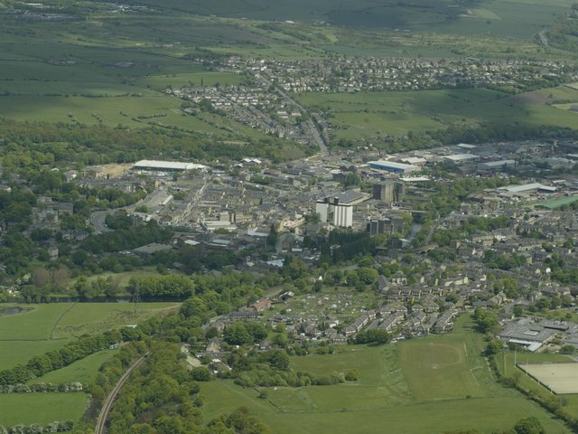 The COVID-19 rate has crept back over the 100 cases per 100,000 of people rate in Calderdale