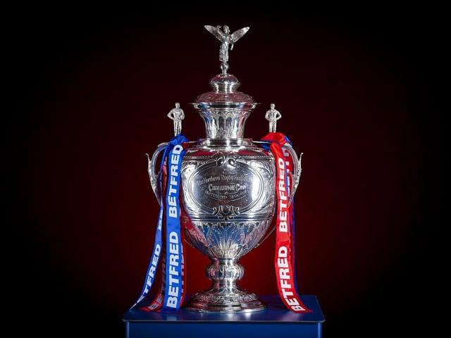Betfred Challenge Cup. Pic: Allan McKenzie/SWpix.com