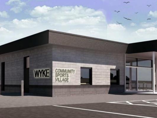 Wyke sports village