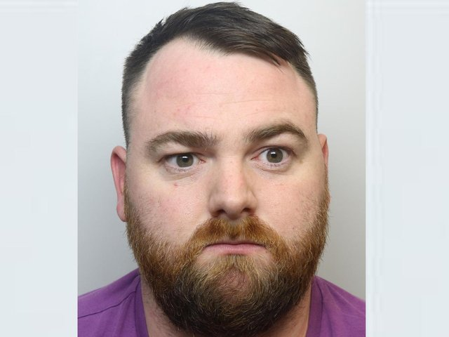 Ben Hardy has been jailed for eight years