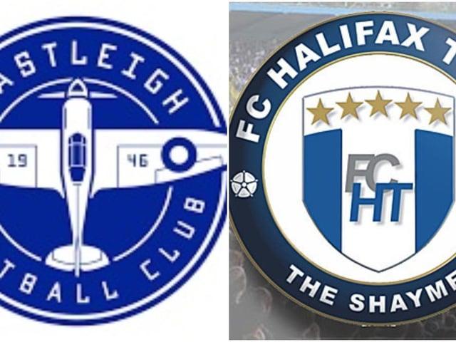 Eastleigh v FC Halifax Town