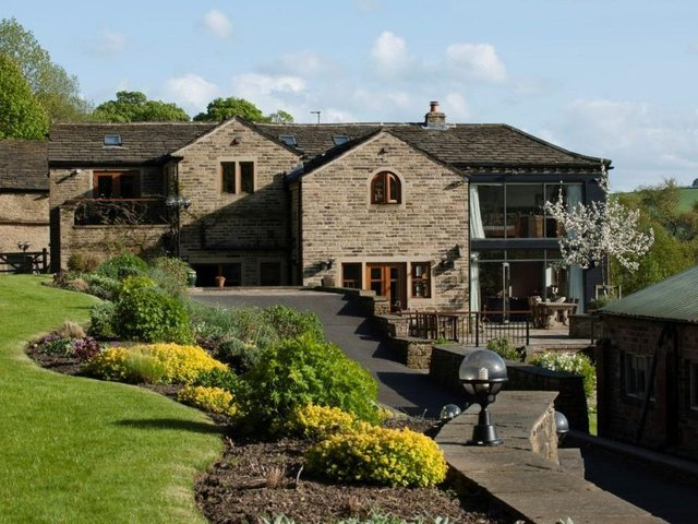These are 10 of the most expensive homes that are currently for sale in Calderdale
