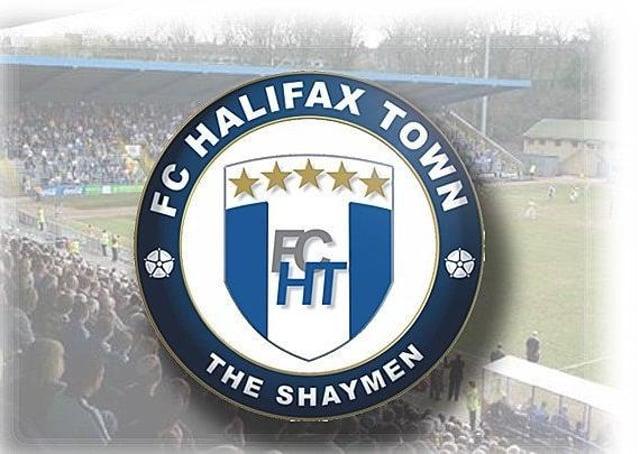 FC Halifax Town badge logo