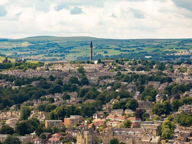 View of Calderdale