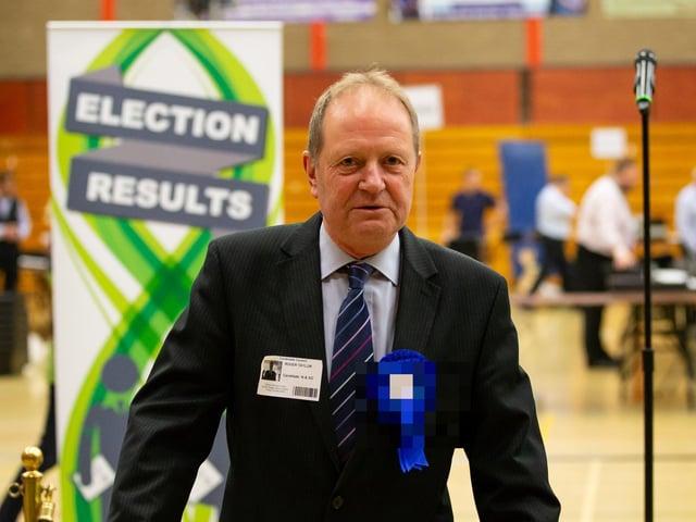 Councillor Roger Taylor