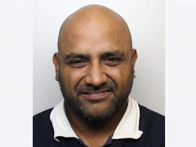 Raja Imran Yasin, 40 from Halifax