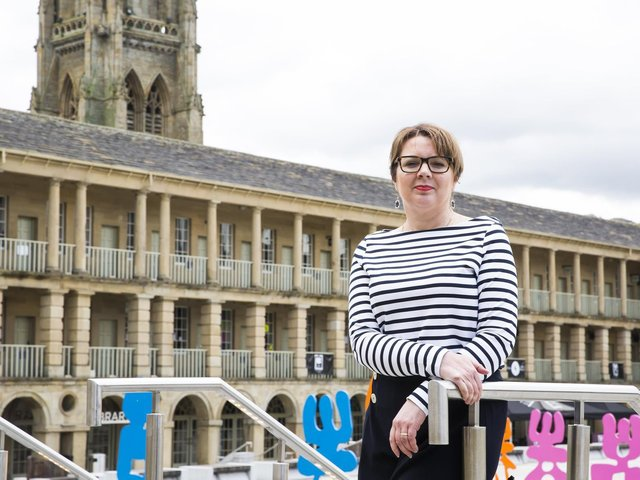 Nicky Chance-Thompson DL, Chief Executive of The Piece Hall,