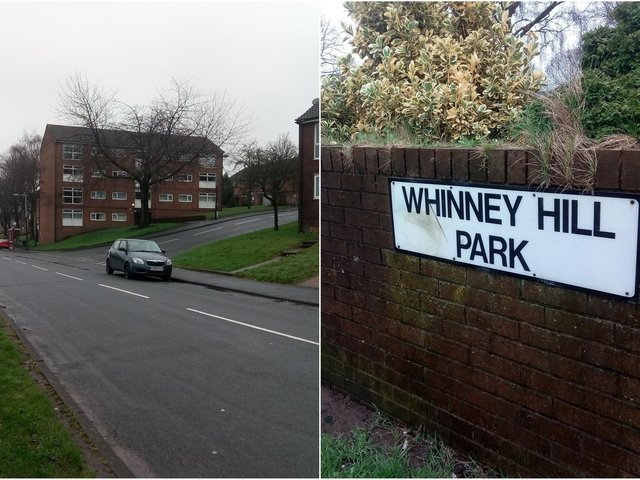 Whinney Hill Park