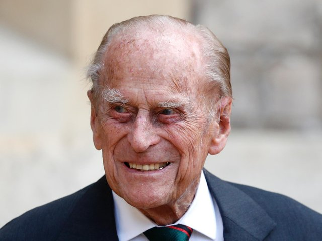 Prince Philip has died at the age of 99 (Getty Images)