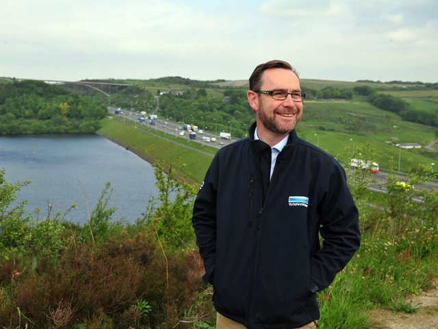 Neil Dewis, director of water at Yorkshire Water