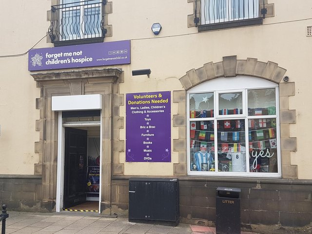 Forget Me Not shops in Calderdale set to re-open on April 12