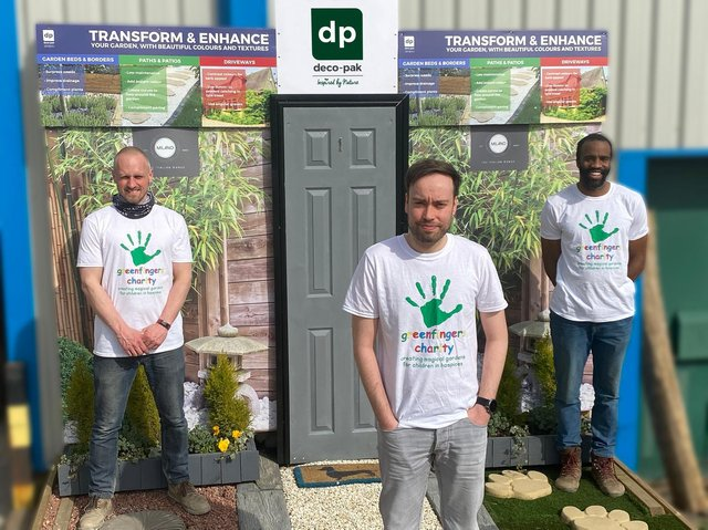 Brighouse based Deco-Pak completes a month of fundraising