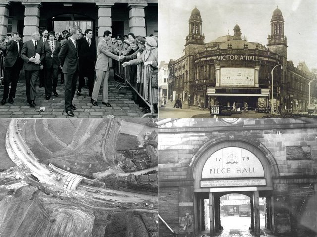 29 pictures showing life in Calderdale through the decades - from 1960 to 1987