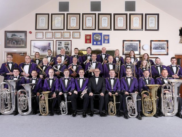 Brighouse & Rastrick Brass Band