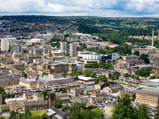 Where do people move out of Calderdale to? The top 10 places in the UK people leave Calderdale for