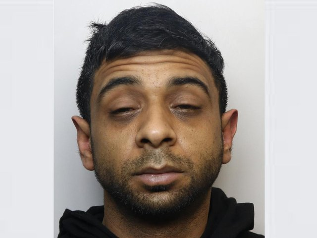 Sakeb Nazir, 36, from Halifax has been jailed