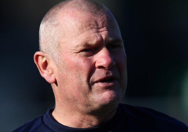 Woking manager Alan Dowson (Photo by Marc Atkins/Getty Images)